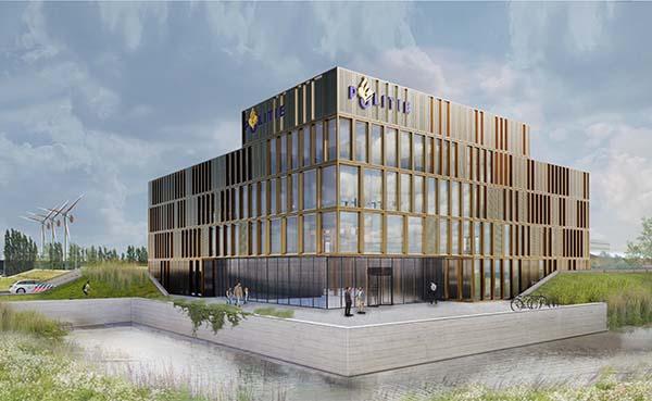 EGM architecten start met Politie districtskantoor Walcheren