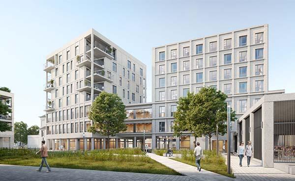 Bouw volledig nieuwe buurt mét wijkpark en hotel kan van start gaan