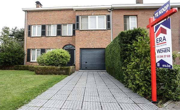 Belg aarzelt om huis te koop te zetten in 2021