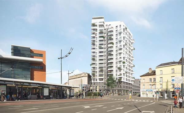 Stadsontwikkeling in 'hellhole' Molenbeek wordt Europees voorbeeldproject