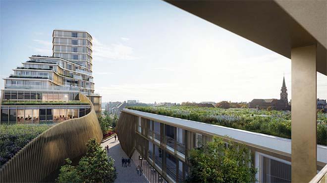Stadsvernieuwingsproject Roelevard in Roeselare