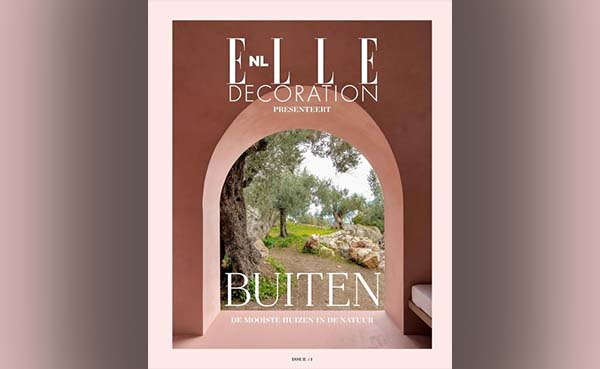 Elle Decoration buiten