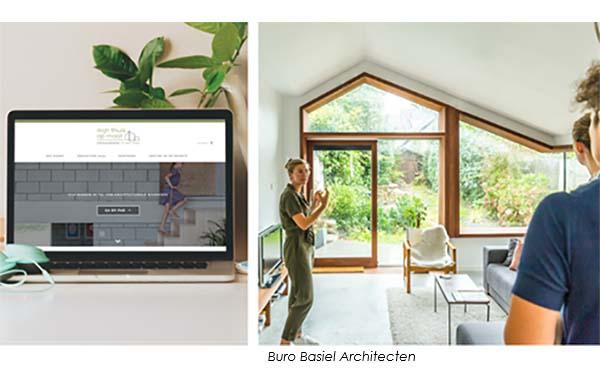 Architecten kunnen zich nog enkele dagen inschrijven voor Mijn Thuis Op Maat 2020