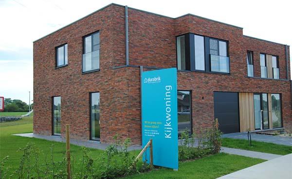Durabrik bouwt aan groen, verkeersarm en energiezuinig wonen in Roeselare