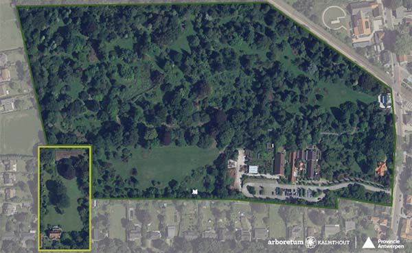 Arboretum Kalmthout breidt met hectare uit
