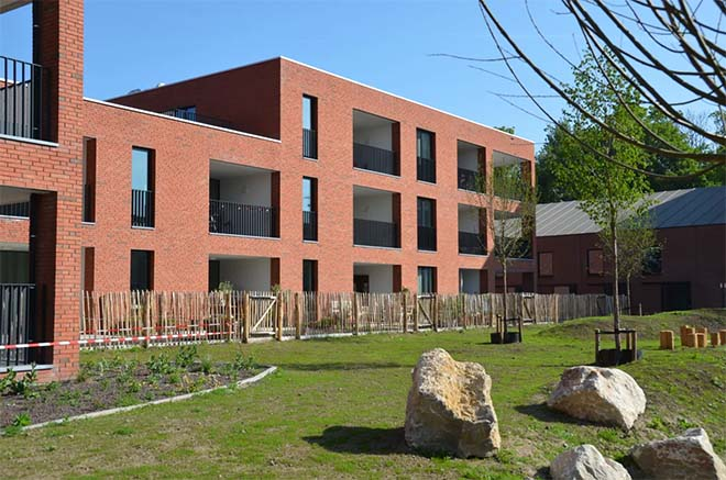 Gentse WATT-wijk officieel geopend door burgemeester De Clercq