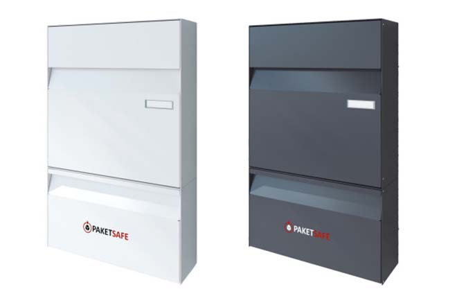 Pakketsafe Air pakket- en brievenbus van Loxone