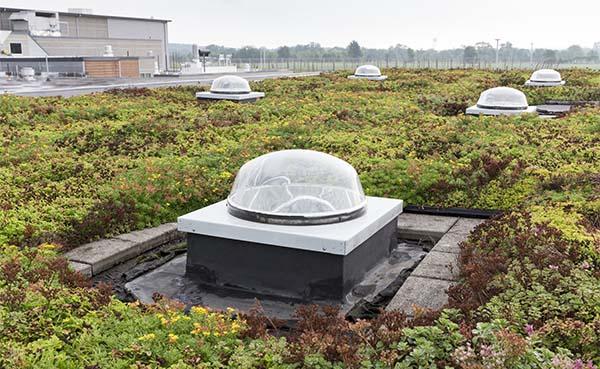 Solatube daglichtsystemen: Energiezuinige groene bouwcomponenten