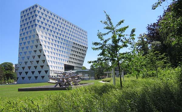 Wandelpaden in tuin provinciehuis Antwerpen gaan open