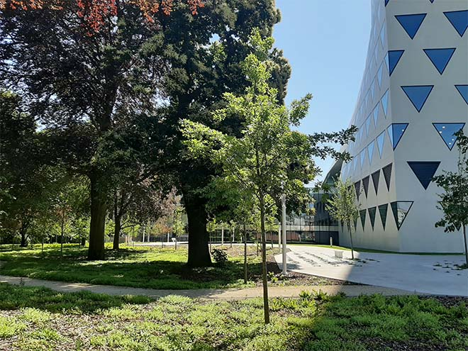 Wandelpaden in tuin provinciehuis gaan open
