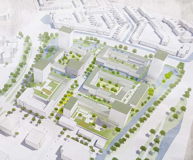Blokkerlocatie in Gouda wordt Burgemeesterkwartier