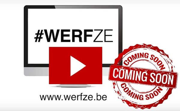 Ontdek de campagne #WERFZE: digitale kick-off in september