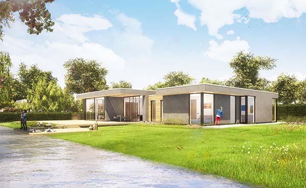 Liag ontwerpt levensloopbestendige en energieleverende woning
