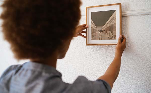 Creëer een gezellige sfeer in huis met wissellijsten