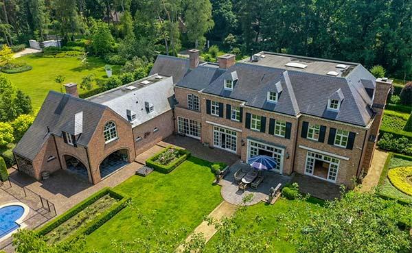 Belgisch luxevastgoed verpulvert verkooprecords