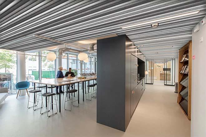 Hunter Douglas Architectural lanceert nieuwe afgeronde HeartFelt lamel