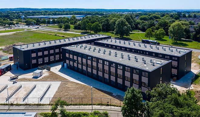 Jan Snel realiseert binnen vier maanden hoogwaardige studentenwoningen in Maastricht
