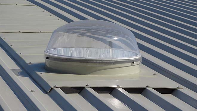 Solatube brengt daglicht in huis zonder dat er warmte binnenkomt