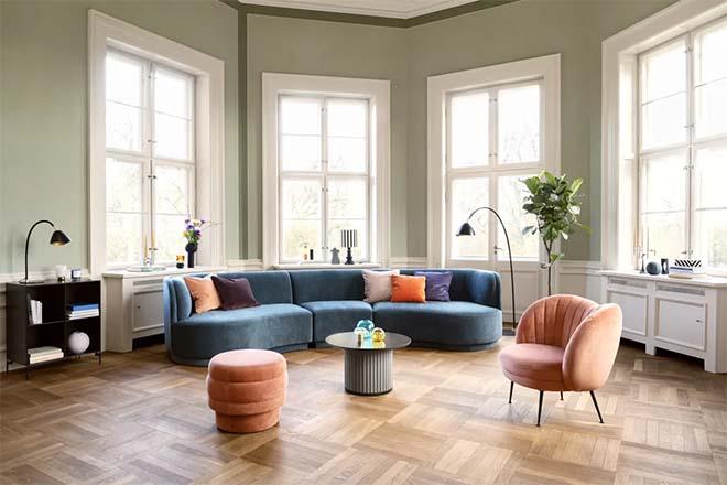 Belgische verkoop modulaire zetels bijna verdubbeld!
