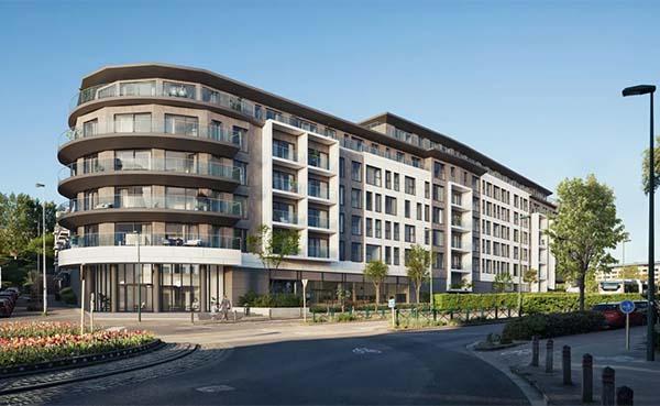 Vier op vijf bijkomende woningen in Vlaanderen zijn flats