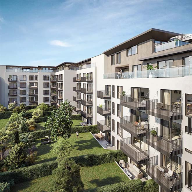 woonproject Vancouver in Sint-Lambrechts-Woluwe