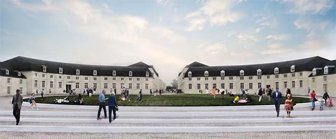 Uitzonderlijk project op Panquin-site in Tervuren strikt Martin's Hotels