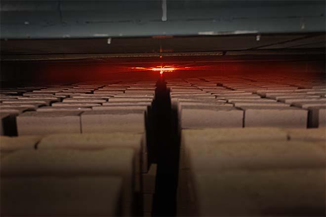 Vandersanden pakt uit met uiterst energiezuinige baksteenoven