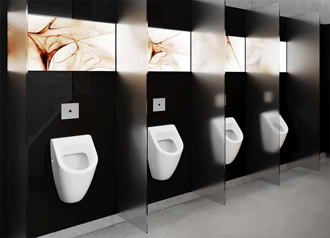 Viega presenteert contactloze spoeltechnologie voor urinoirs