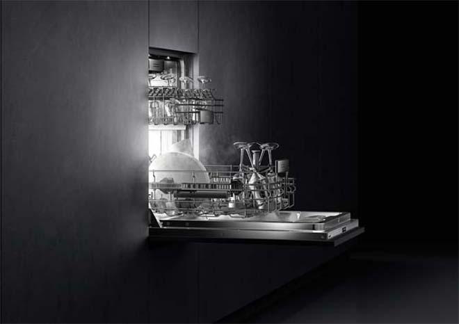 Gaggenau Afwasautomaten met verlichting