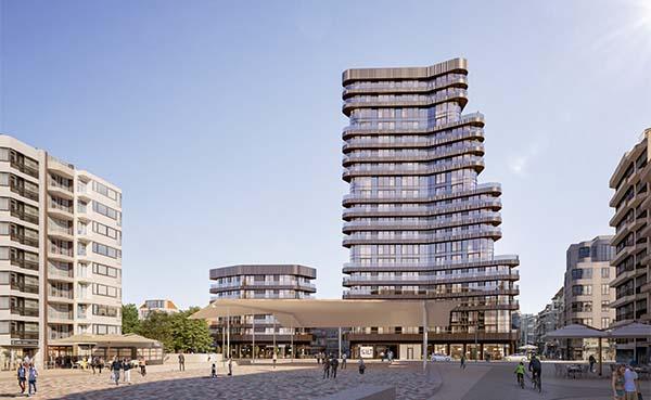 Top architectuur in Knokke-Heist van Neutelings Riedijk Architecten