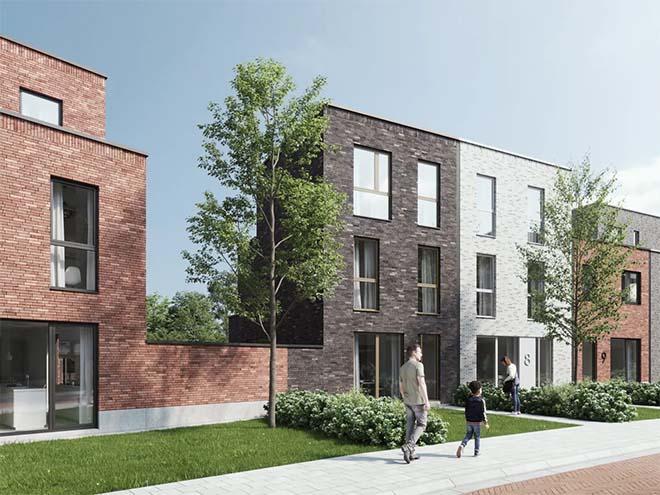 Duurzame wijk in Turnhout