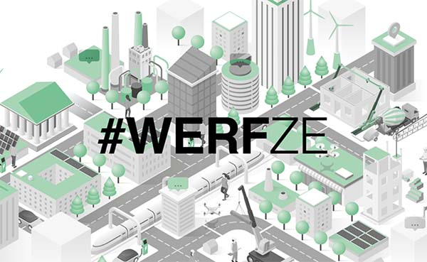 Herbeleef kick-off #werfze rond bouw & digitalisering