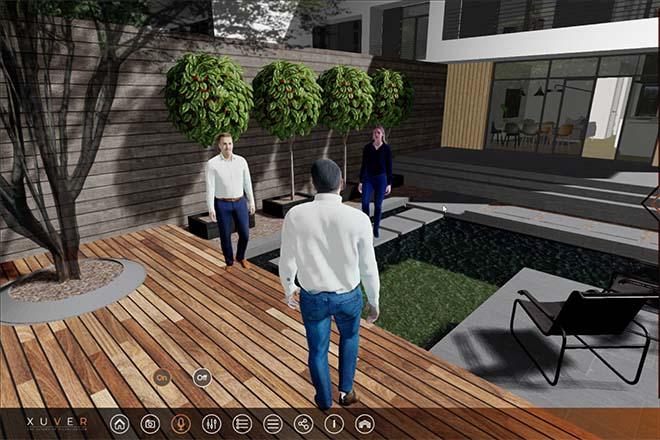 nieuwe 3D-'Zoom' voor architecten
