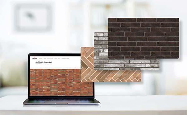 Nieuwe online BIM/Textuur-generator van Wienerberger