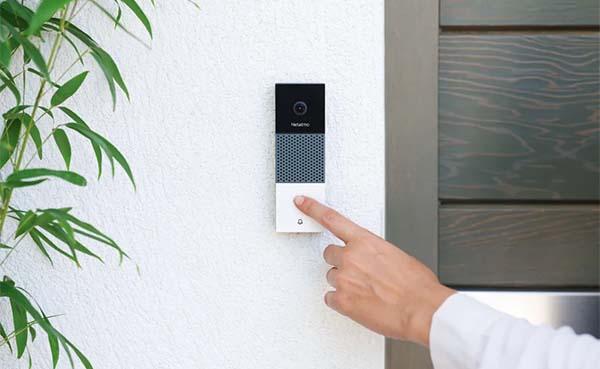 Netatmo brengt Smart Video Doorbell op de markt