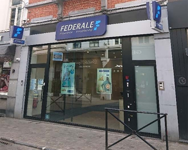 Federale Verzekering opent Kantoor van de Toekomst in Ukkel