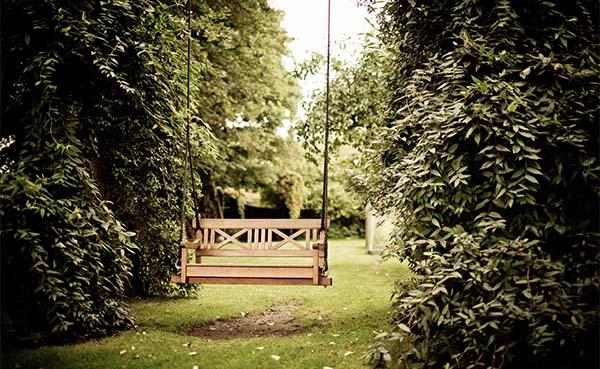 Hoe geniet je van je tuin in de herfst of winter?