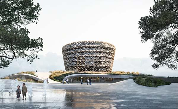 Middelkerke krijgt iconisch Casinogebouw en fraai stuk duinlandschap terug