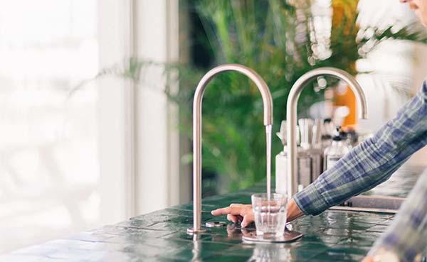 Belgisch bedrijf introduceert Touchless bruiswater uit de kraan