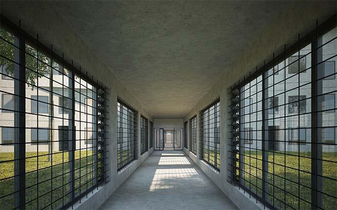 Nieuwe gevangenis in Dendermonde