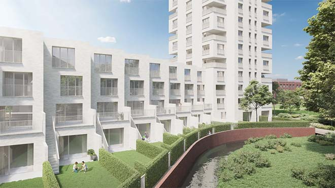 Britse toparchitect David Chipperfield ontwerpt Leuvense woontoren Hertog I