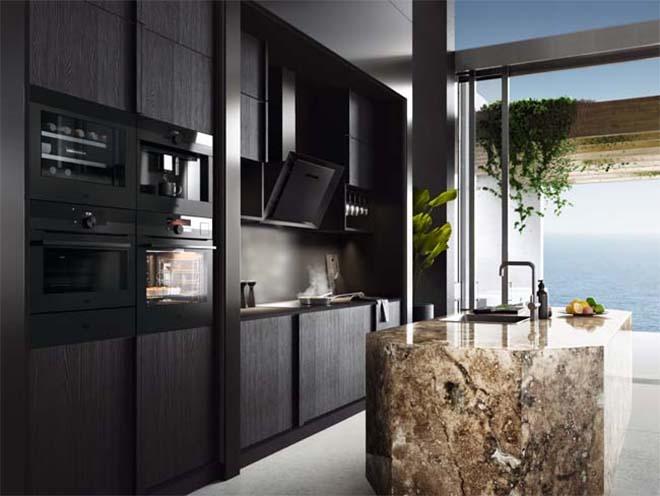 AEG - MattBlack is het nieuwe zwart in de keuken