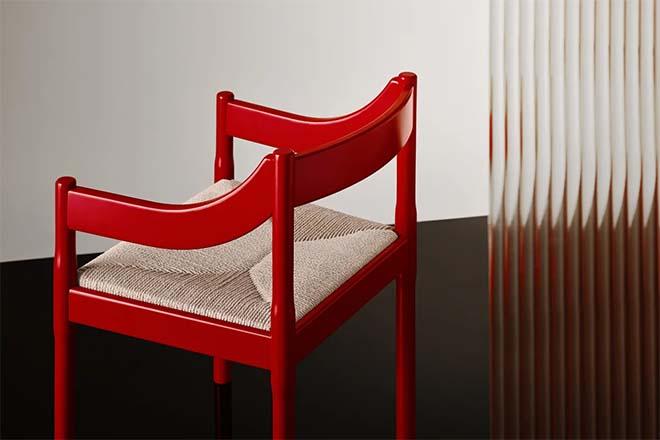 Carimate stoel - Fritz Hansen
