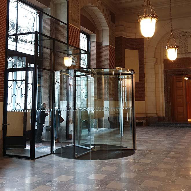 Het gerechtsgebouw van Leuven