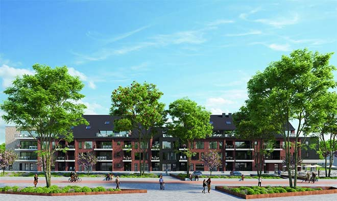 Historische site van Loonse Stroopfabriek krijgt gloednieuwe woonbuurt
