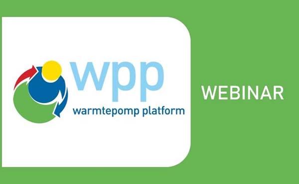 Webinar Warmtepomp Symposium op 28 oktober