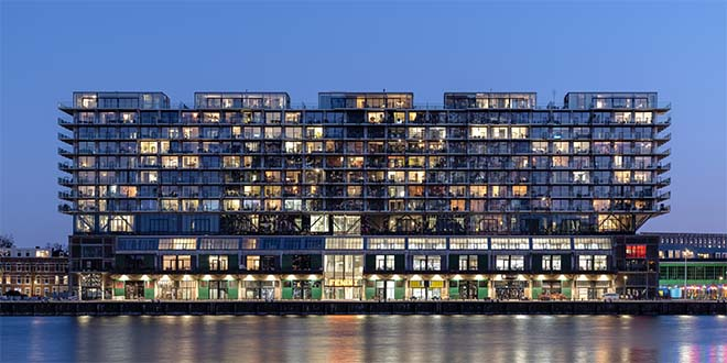 Fenix I, Mei architects and planners