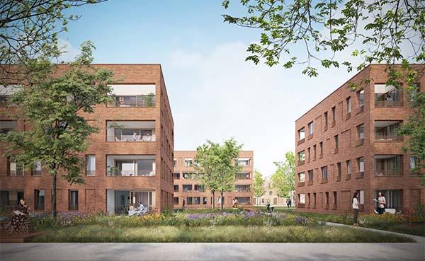 Officiële startschot voor bouw van nieuwe Saffrou-wijk gegeven