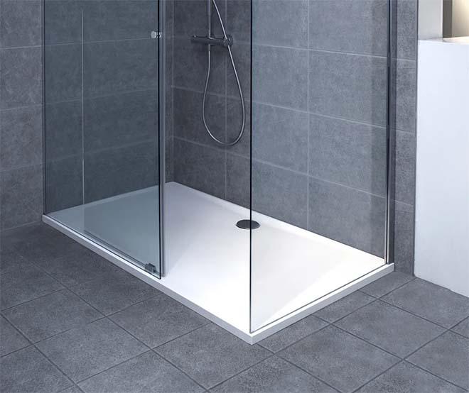 Van bad naar douche in 24 uur