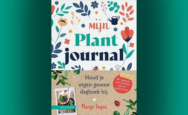 Mijn Plant Journal - Houd je eigen groene dagboek bij